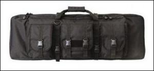 Tactical Soft-sided Gun Case With Pockets and Adjustable Shoulde - 64004
