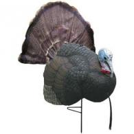 B-Mobile Turkey Decoy With Carrying Bag and Instructional DVD - 69041