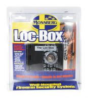 Loc-Box Wall Mounted Gun Security Lock - 95092
