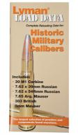 Load Data Book Old Military Calibers - 9780016