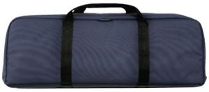 Ultra Compact AR-15 Discreet Carry Case Navy With Black Trim 29 - BD475