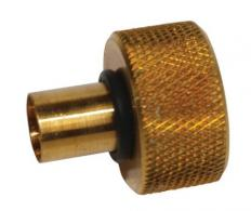 Brass Muzzle Guides for Coated Rods All .30-.308 Caliber - C30