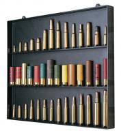 Cartridge Collection Display Board Space For 42 Black - CBD-1-40