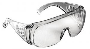 Coveralls Shooting Glasses Clear
