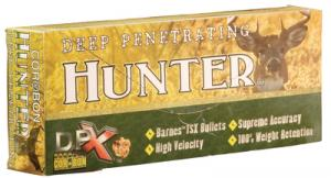 Hunter .30-06 Springfield 168 Grain Deep Penetrating X