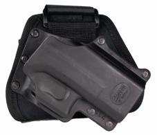 Ankle Holster For Glock 29/30/39 and Smith & Wesson Series V Bla