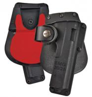Tactical Roto Paddle Holster For Glock 20/21/37 Black Right Hand