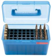 H50 Ammunition Box .22-250 to .308 Winchester Blue - H50-RM-24