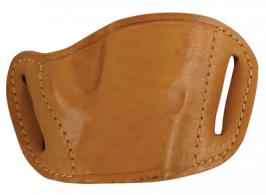 Belt Slide Holsters Medium Tan - MLT-M