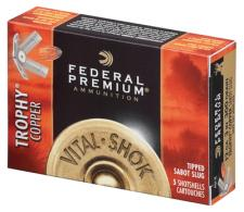 Vital-Shok 12 GA 2.75 IN. 1900 FPS 300 Grain Trophy Copper S