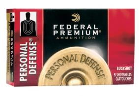 Premium Personal Defense 12 Gauge 2.75 Inch 1145 FPS 9 Pellets 0