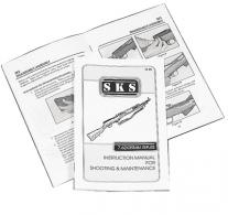 SKS Rifle Manual 20 Pages