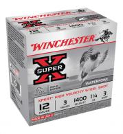Xpert 12 Gauge 3 Inch 1400 FPS 1.25 Ounce 3 Steel Shot