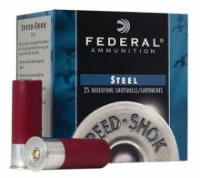 Speed-Shok Steel 12 GA 3 IN. 1550 FPS 1.125 Ounce 4 Round