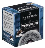 Speed-Shok Steel 12 GA 3 IN. 1550 FPS 1.125 Ounce BBB Round