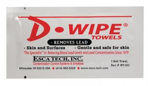 D-Wipe Disposable Towels 500 Individually Wrapped - WT-501