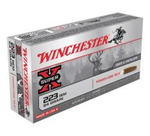 Super-X Power Core .223 Remington 64 Grain Power Core 95-5