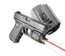 X5L-R Red Laser and Light Plus TacLoc Holster Package Glock 17/1