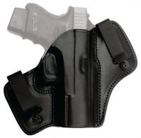 Dual Clip Holster Ruger LCR Right Hand Black