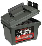 Blind Side Waterfowl 12 Gauge 3 Inch 1400 FPS 1.3 Ounce 2 Shot In Ammo Can