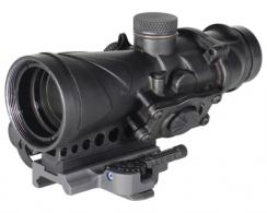 Combat 4x32mm Optic .300 AAC Blackout Red Horseshoe and Dot Reticle ADM Mount Matte Black - BCO-004-ADM