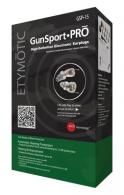 Gun Sport Pro High Definition Electronic Hearing Protection - ER125 GSP-15
