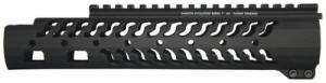 Evolution 556 EX Rail Cut to fit Most Popular Piston Systems 7 Inch Carbine Length Rail