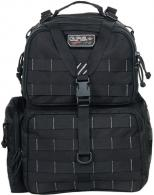 Tactical Range Backpack Black - GPS-T1612BPB