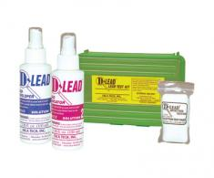 D-Lead Pocket Test Kit Includes Solution 1 and 2 and 20 Test Pads - KT-021