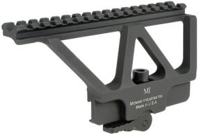 AK Railed Scope Mount 6.75 Rail Matte Black