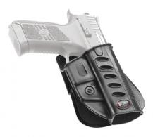 Evolution 2 Series Paddle Holster For CZ P-07 Duty Black Right Hand - P07