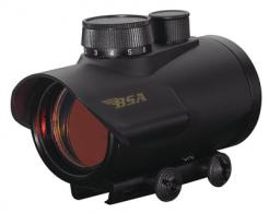Red Dot Sight 1x42mm Black Clam Packaged - RD42CP