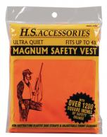 Magnum Safety Vest Blaze Orange Size XXXX-Large - 02002