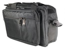 Deluxe Extra-Large Range Bag With Pistol Rug Black - BD905