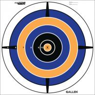 EZ Aim Bullseye Targets 12x12 Inch Twelve Per Package - 15205