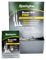 Rem Oil Pro3 100 Individual Wipes In Counter Display - 18921