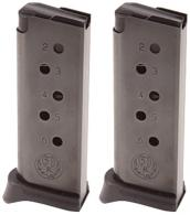 Magazine 2-Pack With Finger Extension for LCP .380 ACP 6 Rounds - 90643
