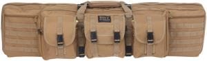 BDT Single Tactical Rifle Bag Tan 43 Inch - BDT40-43T