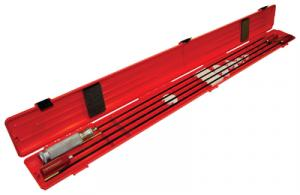 Gun Cleaning Rod Case Red - CRC