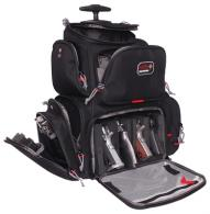 Rolling Handgunner Backpack Black - GPS-1711ROBP