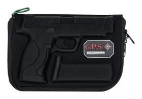 Custom Molded Pistol Case For Smith & Wesson M&P - GPS-912PC