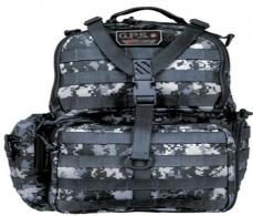Tactical Range Backpack Digital Gray - GPS-T1612BPGDC