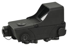 Mepro Red Dot Sight Pro With 1.8 MOA Dot Black Finish - MEPRO RDS PRO