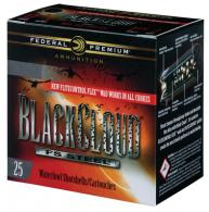 Premium Black Cloud FS Steel 12 GA 2.75 IN. 1500 FPS 1.1 Ounce 3 Round