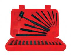 Winchester 24 Piece Punch Set - WINPUNCH24