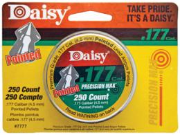 DAISY PELLET 177CAL POINTED FLD 250CT TIN - 7777