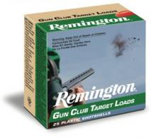 Remington GUN CLUB 12GA 3DR 1200FPS 1 1/8OZ #8