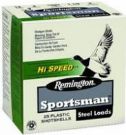 "REM SPORTSMAN STEEL 12GA 3"" 1 1/4oz #2 25/10"