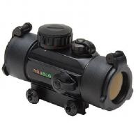 TRUGLO RED DOT 40MM BLK  - TG8040B