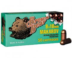 BROWN BEAR 9MMMAK 94GR FMJ